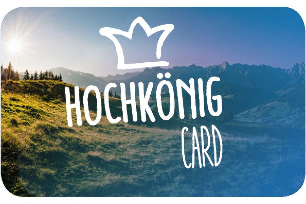 Hochkoenigcard