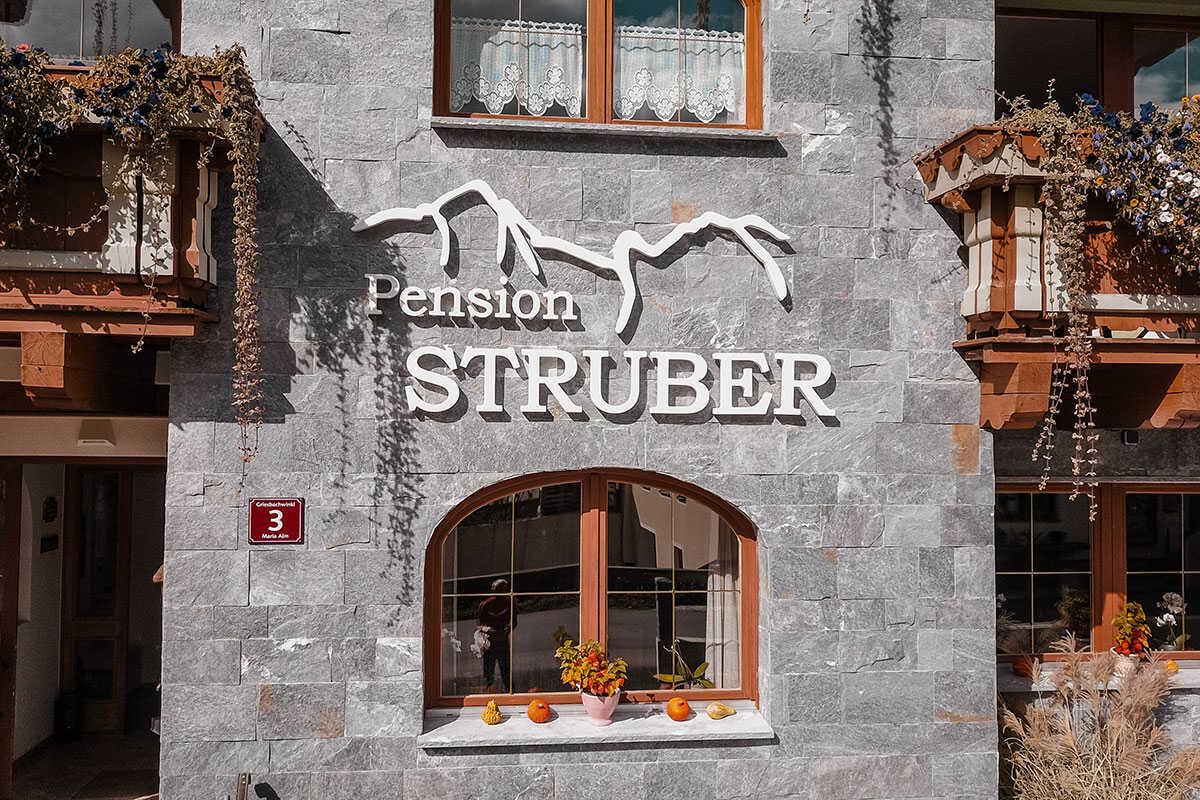 Pension Struber | Exterior photos