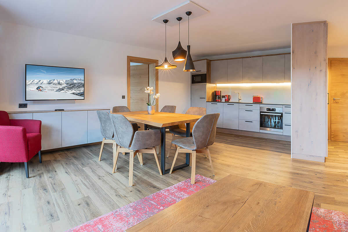 Pension Struber | Holiday apartment Smaragd, Granat and Bergkristall